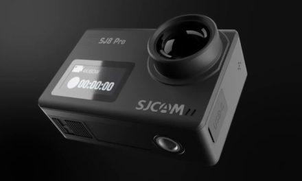 SJCAM SJ8 Pro Full Set z EU skladu je zase o kapku levnější