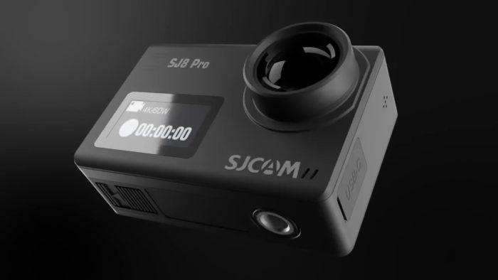 Unboxing SJCAM SJ8 Pro – první pohled na kameru s 4K/60fps