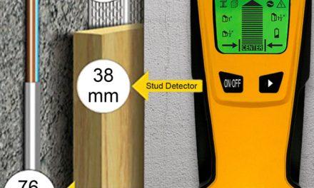 Floureon TH-210 – ruční detektor kovů jen za 10$