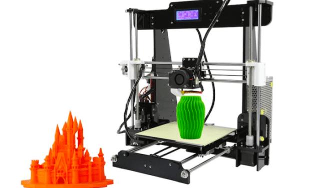 Sleva na 3D tiskárny z německého skladu