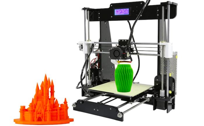3D tiskárna Anet A8 z EU skladu jen za 138$