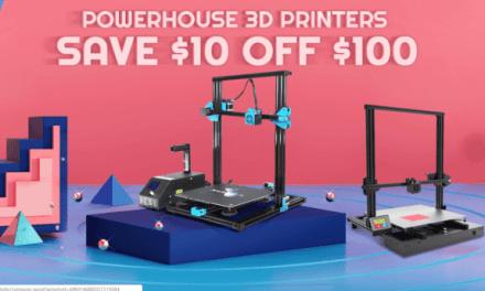 Tiskněte snadno a levně s 3D tiskárnami z Gearu