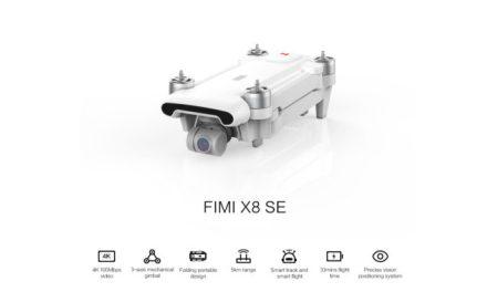 Špičkový dron Fimi X8 SE opět ve slevě