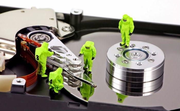 Jak obnovit smazaná nebo poškozená data?