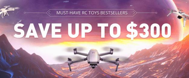 Pořiďte si RC modely za skvělé ceny