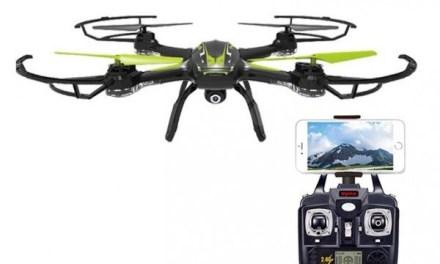 Syma X54Hw – levný dron s barometrem