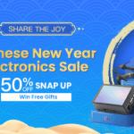 Výprodej elektroniky na Banggoodu