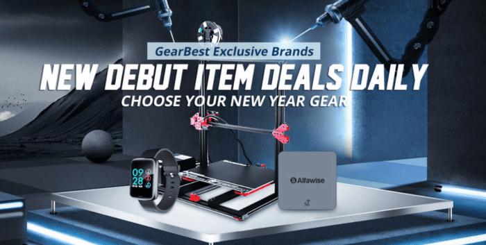Velký výprodej na Gearbestu