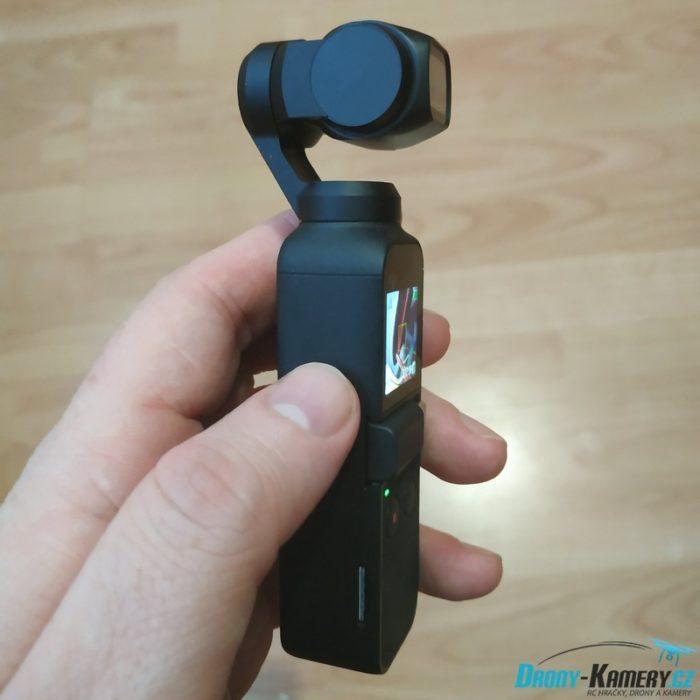 Unboxing DJI Osmo Pocket - malá 4K kamera s gimbalem
