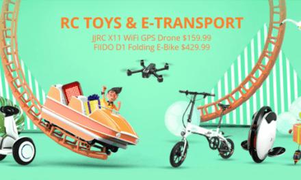 Výprodej RC modelů a elektrokoloběžek
