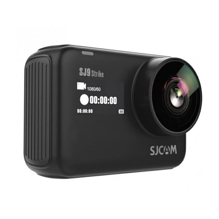 Recenze SJCAM SJ9 Strike - skvělá 4K kamera, která se nebojí vody