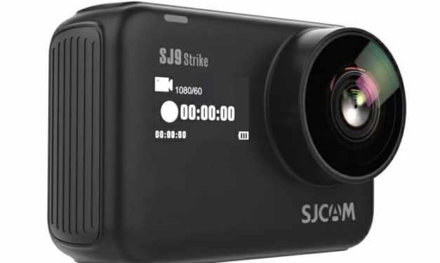 Recenze SJCAM SJ9 Strike – skvělá 4K kamera, která se nebojí vody