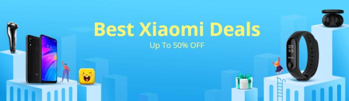Máte rádi Xiaomi? Tak si nenechte ujít tuhle akci!
