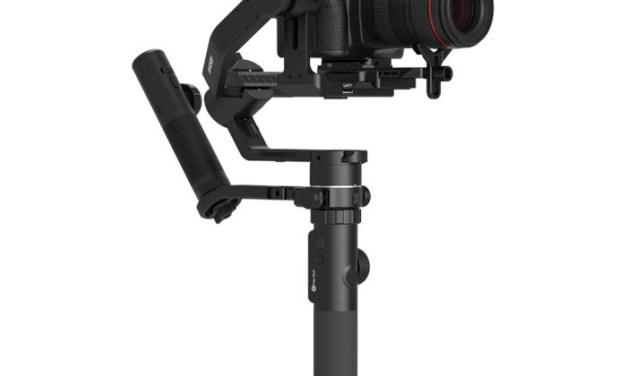 Feiyutech AK4500 – nový stabilizátor pro kamery a fotoaparáty
