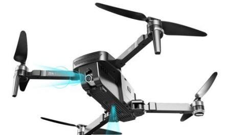 Visuo Zen K1 – levný 4K dron