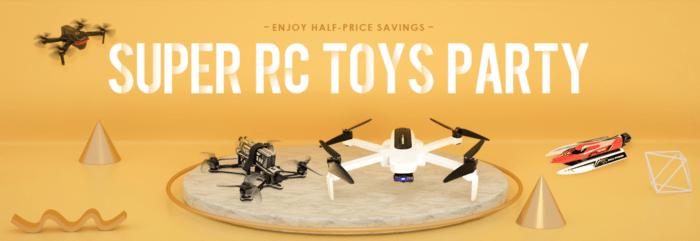 Slevová nabídka RC modelů na Gearu