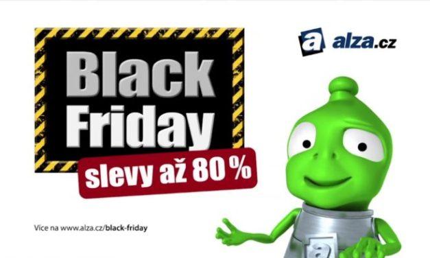 Black Friday na Alze odstartován