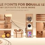 Double 12 flash sale na Gearbestu odstartován