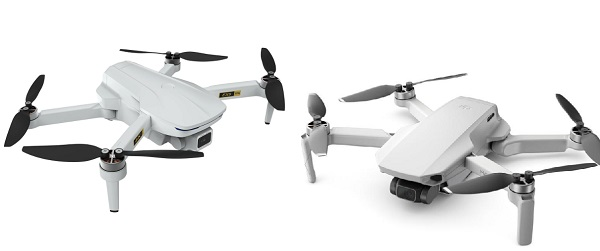 Eachine ex5 – levný 4K dron s doletem až 1 km