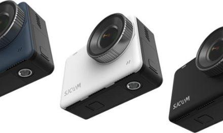 SJCAM SJ10 Pro – výborná 4K kamera ve slevě
