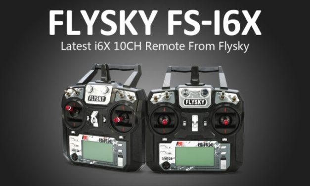 Radio Flysky i6x za bezkonkurenční cenu