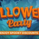 Užijte si strašidelný Halloween
