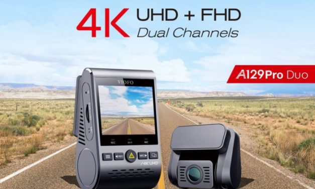 GitUp A129 a GitUp A129 Pro – slušně vybavené autokamery s GPS