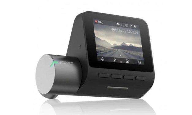 Recenze Xiaomi 70mai Dash Cam Pro – levná autokamera, která vás podrží