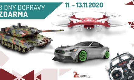Dny dopravy zdarma na RCprofi.cz