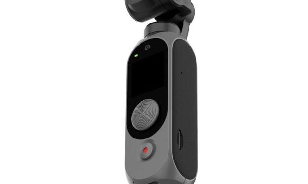 Novinka: 4K kamera Fimi Palm 2 s výdrží až 5 hodin