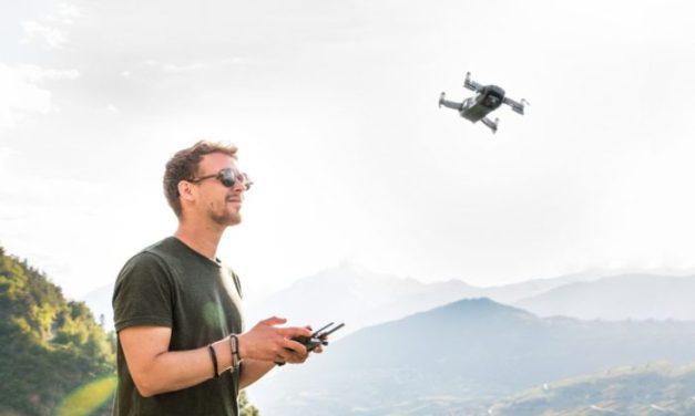 Registrace dronů: Kde najít informace a kde složit zkoušky?