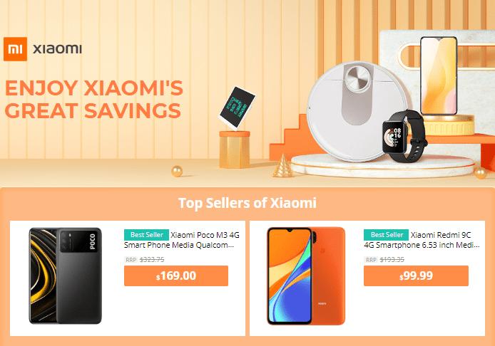 Velký výprodej značky Xiaomi