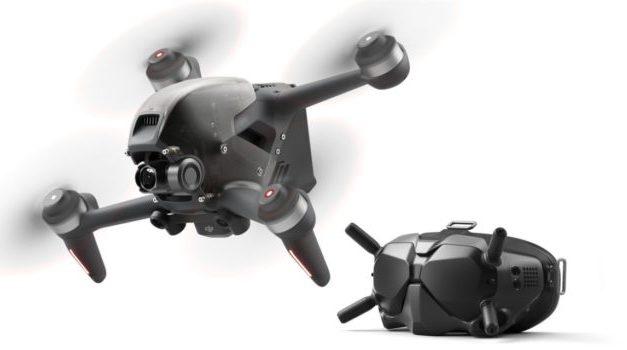 Rozbili jste dron DJI FPV? Tady koupíte nový