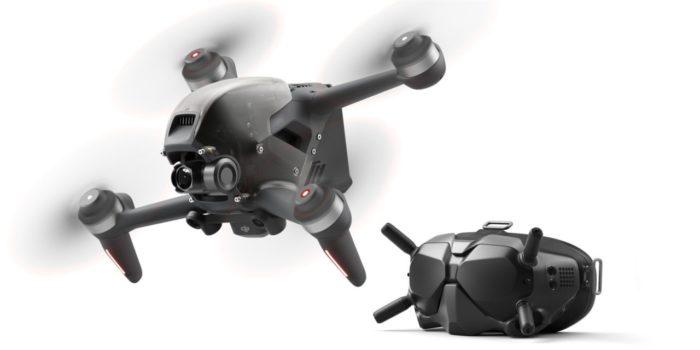 Exkluzivní sleva na DJI FPV dron