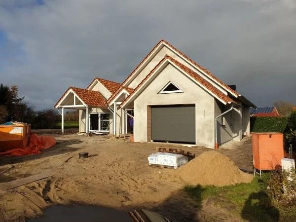 Nieuwbouw van een villa in Haren / Ems - Gereed in het voorjaar 2020