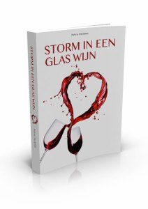 Storm in een glas wijn - Petra Hekkelman