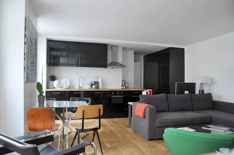 Travaux De Rnovation Dun Appartement De 55 M2 Paris