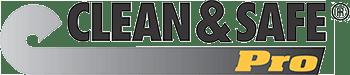 CleanSafePro drop cloth logo