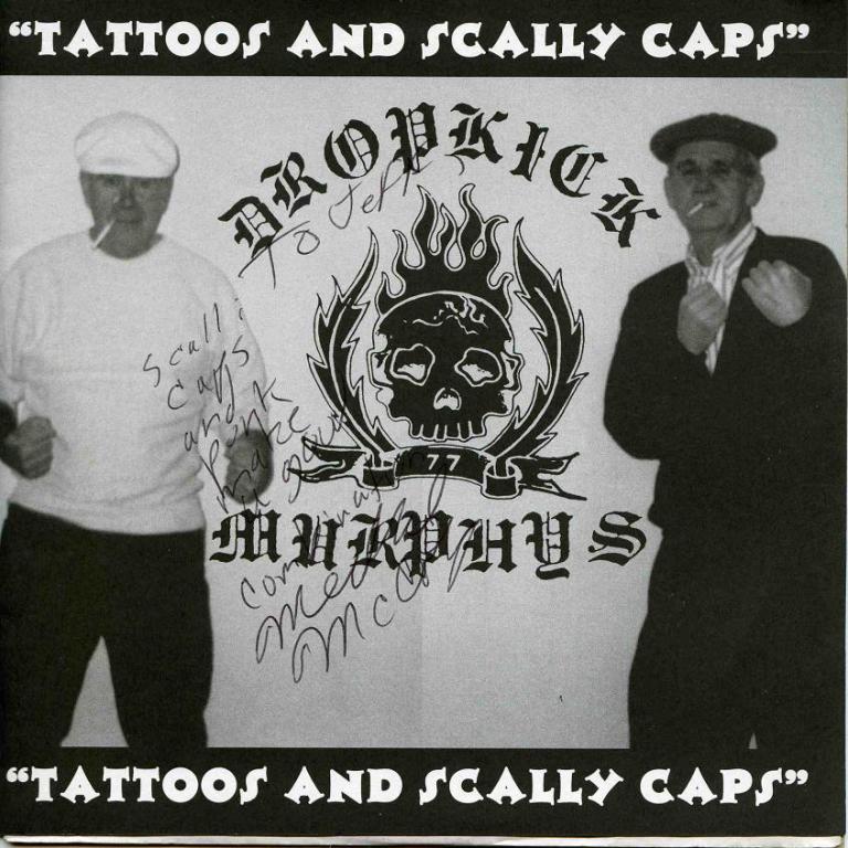 Dropkick murphys tattoos