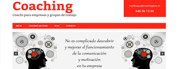 blogs wordpress para coaching