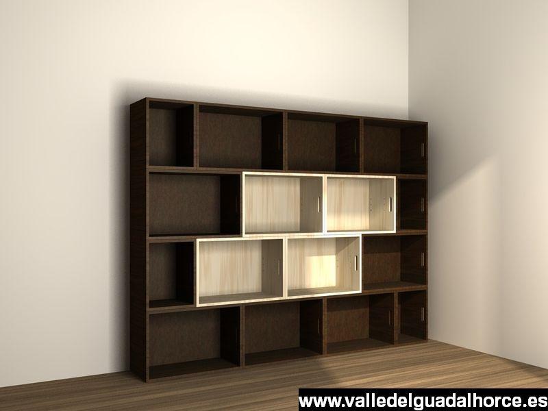 estante modular