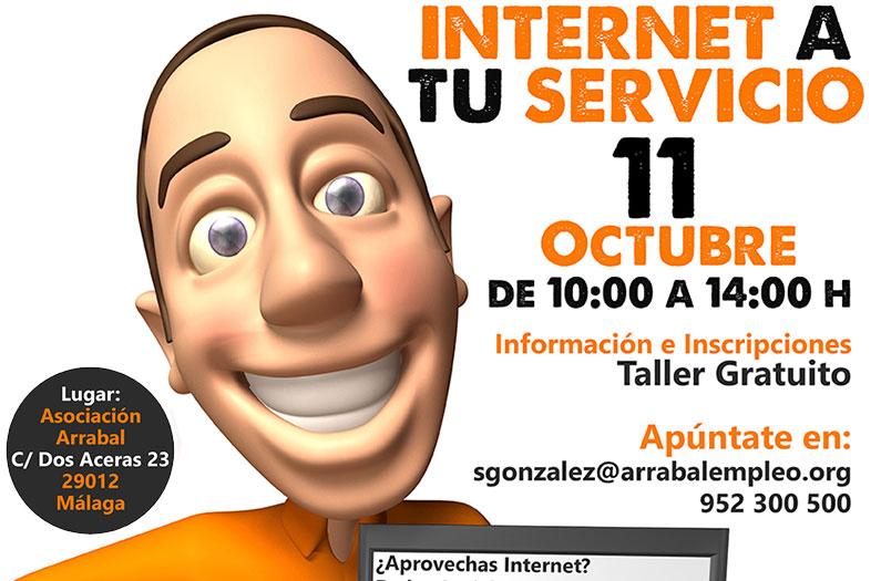 Internet a tu servicio, nueva oportunidad para participar en este taller