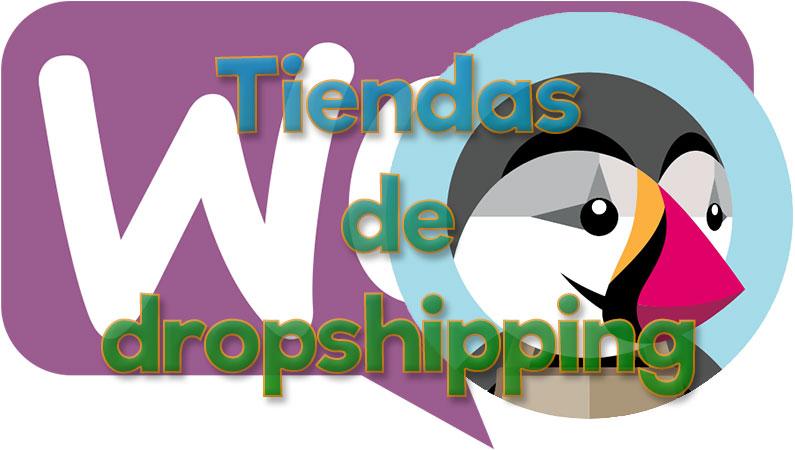 Tiendas de dropshipping con PrestaShop o con WooCommerce