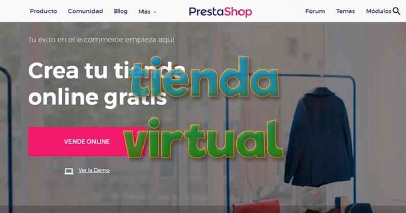 Tienda virtual para hacer dropshipping