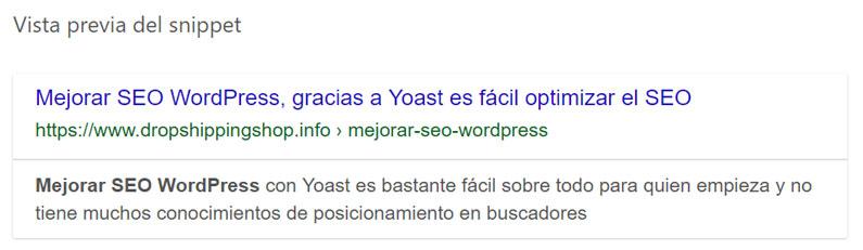 mejorar el seo de wordpress