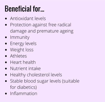 Acai Berry Supreme benefits