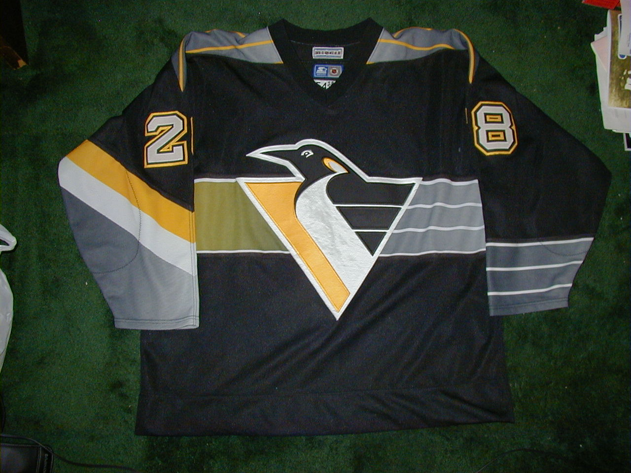 Pittsburgh Penguins Concept Jersey S