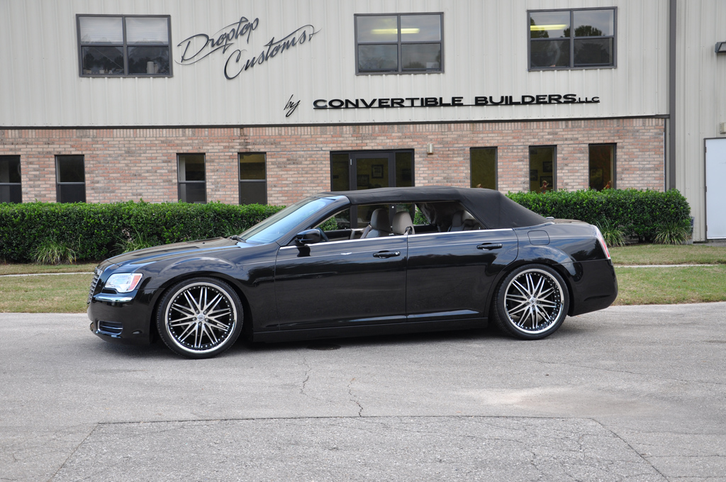 Chrysler 300 Drop Top Customs By Convertible Builders Llc