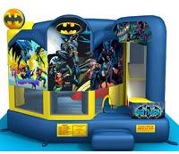Batman 5-in-1 combo - Bounce House