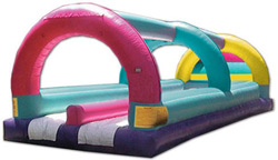 Inflatable Surf n Slide Double Track
